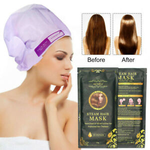 Pro-Hair-Care-Dry-Damaged-Keratin-Repair-Auto-Heating-Steam-Hair-Treatment-Mask