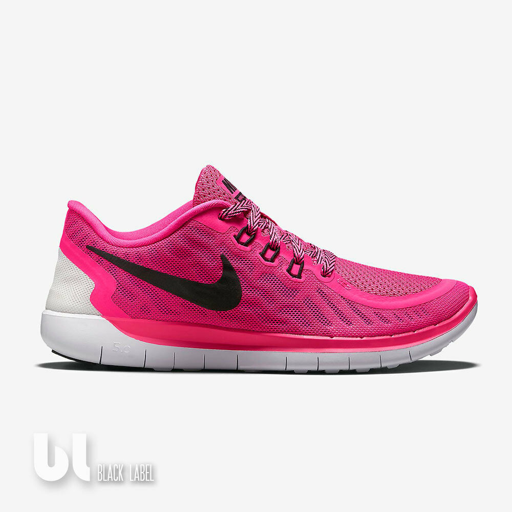 Nike Free 5.0 (GS) Kinder Laufschuh Mädchen Schuh Damen Sneaker Turnschuhe 36-38