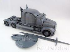 Transformers Movie AOE Leader Class Optimus Prime Prototype Test Shot Complete