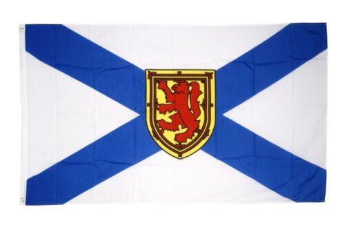 Fahne Kanada Neuschottland Flagge neuschottische Hissflagge 90x150cm