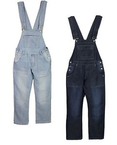 MENS-NEW-KING-SIZE-DENIM-DUNGAREES-JEANS-IN-LIGHTWASH-DARKWASH-COLOUR-SIZE-30-60