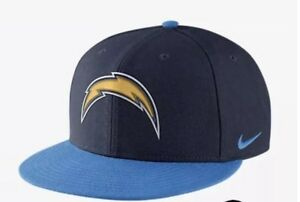 c4f66069cccd55 Brand NEW- NFL Los Angeles Chargers Nike True OSFA Snapback Cap Hat ...