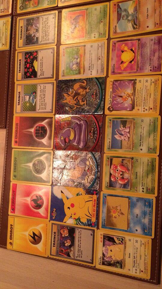 Andre samleobjekter, Gamle pokemon kort