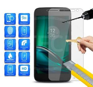 2 pcs 9H Tempered Glass Screen Protector for Moto Phones