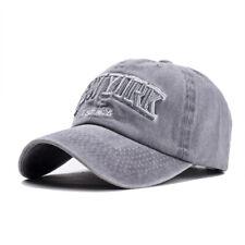 bd0c679b Denim Men Women vintage Baseball Cap Adjustable Distressed Trucker Snapback  Hat