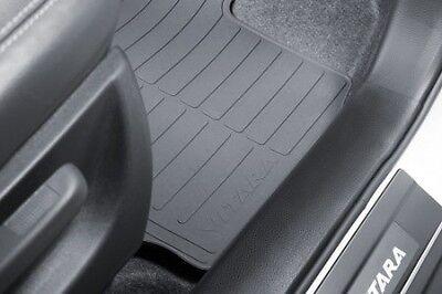 Duty NEW Genuine Suzuki VITARA 4x All Weather Rubber Mat Mats Set 75901-54PA1 H