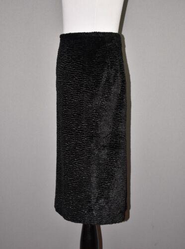 Pencil 198 Lafayette New Gonna Taglia 4 148 Black York Textured Velvet aT0OT