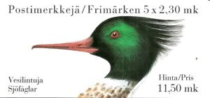 Finland  1993 Water Birds  Unmounted Mint Booklet - Oldham, United Kingdom - Finland  1993 Water Birds  Unmounted Mint Booklet - Oldham, United Kingdom