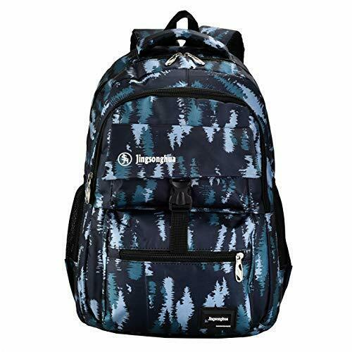 Teen Backpack Forest of Oak Green Perfect for School
