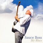 Sky Blues by Sauce Boss (CD, Sep-2002, Burning Disk)