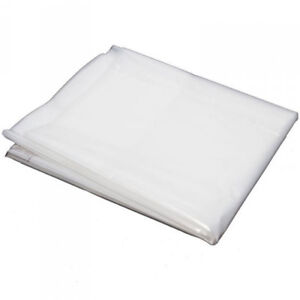 Heavy Duty Removal Moving Mattress Polythene Cover Bag Protector Bags