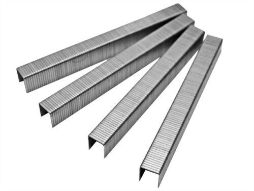 Rapid 73 Plier Staples 11.3mm Wide x 8mm Leg 5000 Per Box R73-8