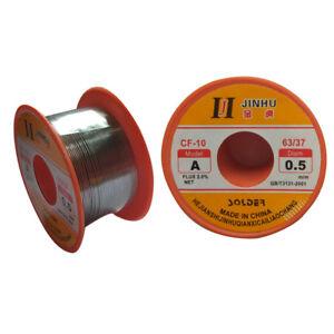 100g Tin Le 0.8mm Solder Rosin Core Soldering Welding 2/% Flux Wire 63//37 B2