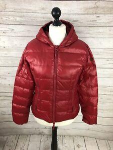 Condition Women's Great Medium Puffer Red Helly Jacket Hansen tXqx5Yw