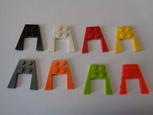 LEGO Plaque Cornée Aileron Wing Wedge Plate (43719) choose color