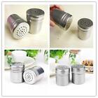 StainlessSteel Spice Sugar Salt Pepper Herb Shaker Jar Toothpick StorageBottle f