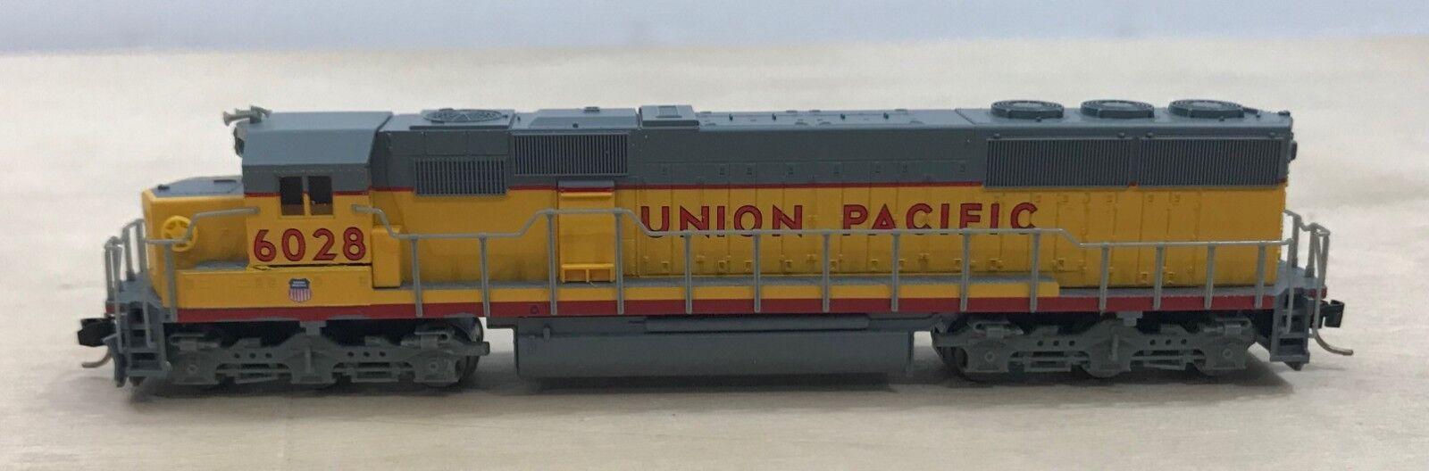 N Scale Atlas EMD SD60 Locomotive - Union Pacific