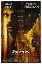 Se7En Seven Movie Poster #01 11x17 Mini Poster (28cm x43cm)