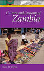 Culture and Customs of Zambia by Scott D. Taylor (Hardback, 2006)
