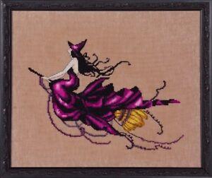 Eva - Bewitching Pixies #NC224 Nora Corbett New Chart