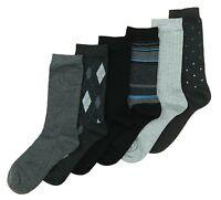 Kirkland Signature Ladies' Trouser Socks, 6 Pairs