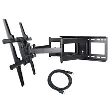 """Full Motion TV Wall Mount LED LCD Plasma for Samsung 40~65 75"""" UN60H6350AFXZ br6"""