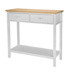 Console Table Pine Wood Stunning Kitchen Hall Table 2 Drawers  Bottom Shelf - Leicestershire, United Kingdom - Console Table Pine Wood Stunning Kitchen Hall Table 2 Drawers  Bottom Shelf - Leicestershire, United Kingdom