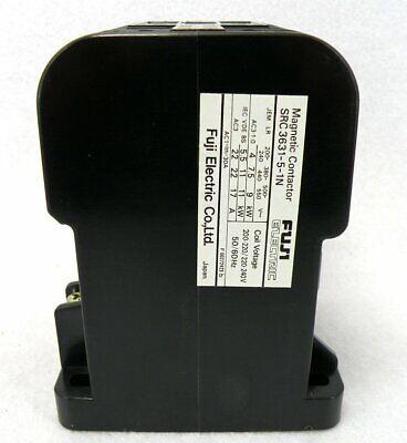 New Fuji Electric Magnetic Contactor SRC3631-5-1N 100//110VAC