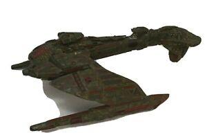 One-of-a-kind-Klingon-spaceship