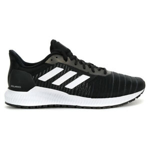 Adidas Men's Solar Ride Core Black/Cloud White/Grey Shoes G27772 NEW