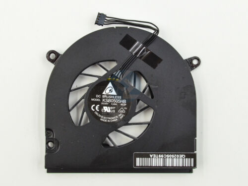 """5X USED CPU Processor Cooling Fan Cooler for Apple MacBook 13/"""" A1342 2009 2010"""