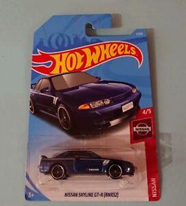 2019 Hot Wheels Red Nissan Skyline GT-R BCNR33 Case Q JDM Diecast Car