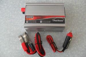 Convertisseur-Transformateur-12V-En-220V-Port-USB-300W-Camping-Bivouac-Sortie