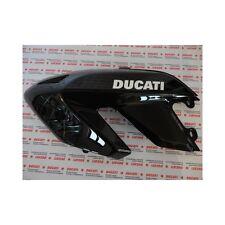 Carena fiancata sinistra fairing hull new left black Ducati Hypermotard 1100