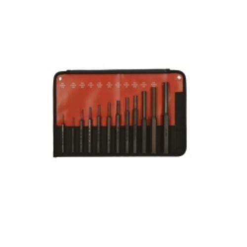 Mayhew 62078 12 Piece Pin Punch Set Sae