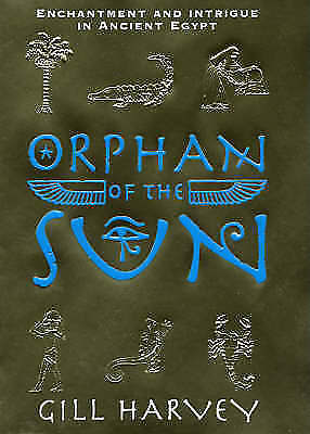 1 of 1 - Orphan of the Sun, Harvey, Gill, Very Good Book