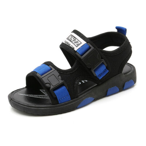 New Kids Students School Sandals Children Boys Casual Beach Shoes for Summer
