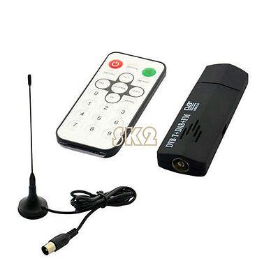 Neu E4000 RTL2832U + R820T USB DVB-T SDR ADS-B Remote Control Digital TV Stick