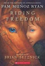 Riding Freedom by Pam Muñoz Ryan (1999, Paperback)