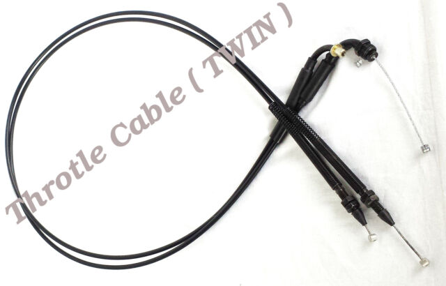 ROYAL ENFIELD UCE EFI CLASSIC 500 MODELS THROTTLE CABLE 581018/A GENUINE & NEW