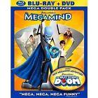Megamind 0097361246642 With Brad Pitt Blu-ray Region a