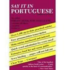 Say it in Portuguese: Brazilian by Alexander R. Prista (Paperback, 1955)