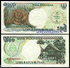 INDONESIA 500 rupias 1992 (1997) Pick 128f - SC / UNC