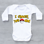 Pokemon Go I Choose You Mum Funny Unisex Baby Grow Bodysuit