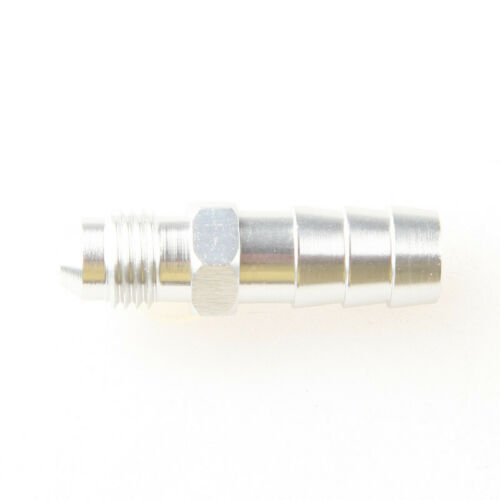 """AN Male To 4mm 6mm 8mm 10mm 1//2/"""" 3//4/"""" 1/"""" Barb Straight Hose Fitting"""