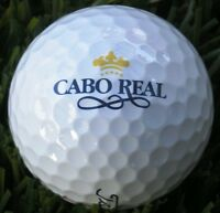 Logo Golf Ball - Pro V1 / Cabo Real C , Cabo San Lucas - 1993 / Rtj,jr.