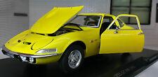G LGB 1:24 Scale 1970 Opel 1100 1900 GT Whitebox Leo Super Detailed Model Car