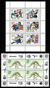 Komplette Kleinbogen-Sammlung 1966 - 1990 ** [096] - München, Deutschland - Komplette Kleinbogen-Sammlung 1966 - 1990 ** [096] - München, Deutschland