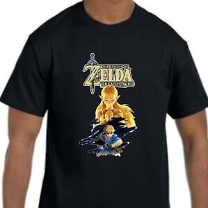 THE-LEGEND-OF-ZELDA-BREATH-OF-THE-WILD-NINTENDO-T-SHIRT-PICK-DESIGN-AND-COLOR