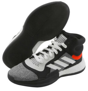 free shipping a0b81 0663a Image is loading adidas-Marquee-Boost-Men-039-s-Basketball-Shoes-